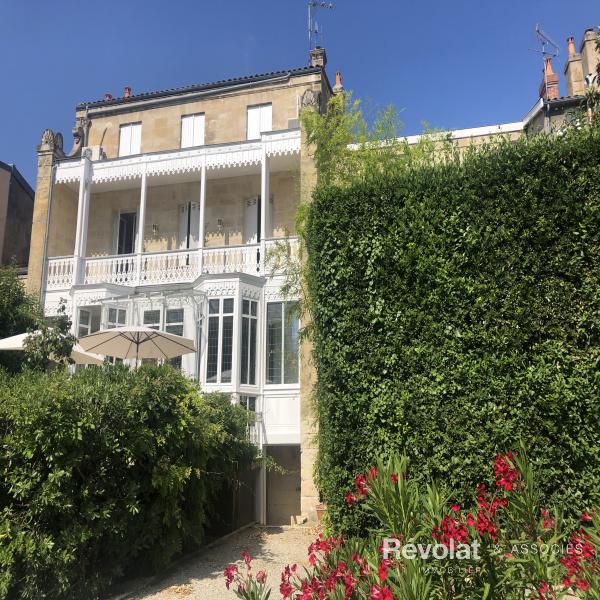 Offres de vente Maison Bordeaux 33000