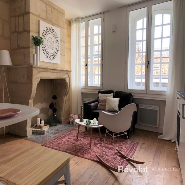 Offres de vente Appartement Bordeaux 33000