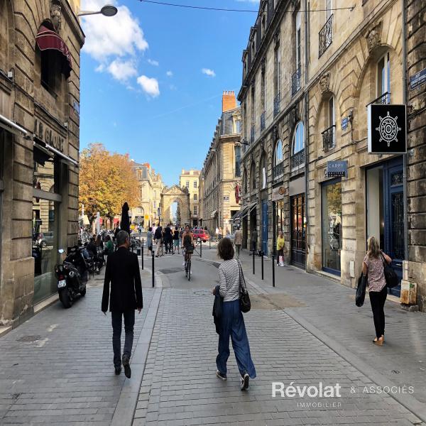 Vente Immobilier Professionnel Cession de droit au bail Bordeaux 33000